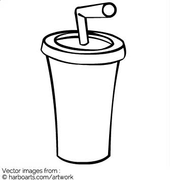 335x355 Download Soda Cup