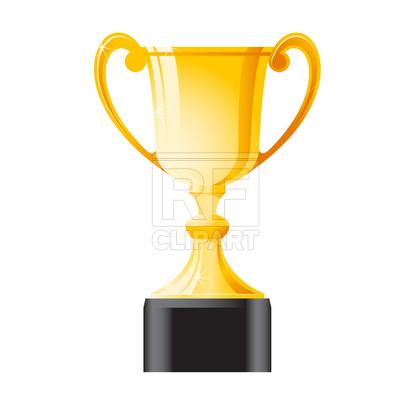 400x400 Golden Trophy