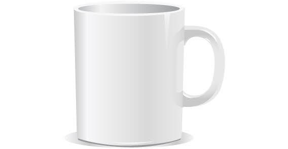 568x294 Coffee Cup Free Vector Illustration 123freevectors