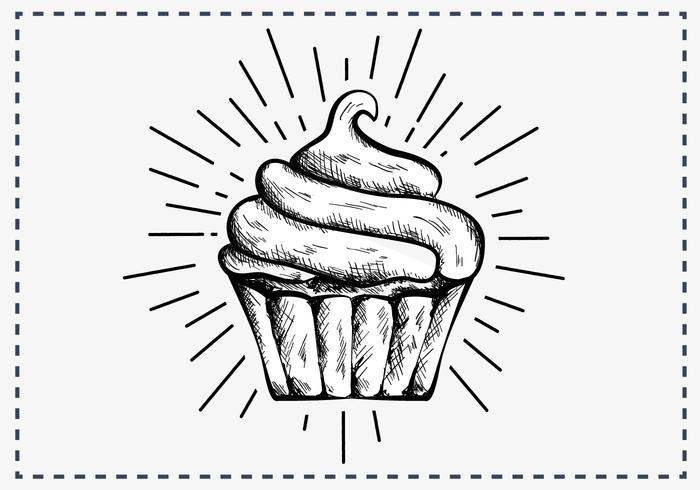 700x490 Cupcake Free Vector Art