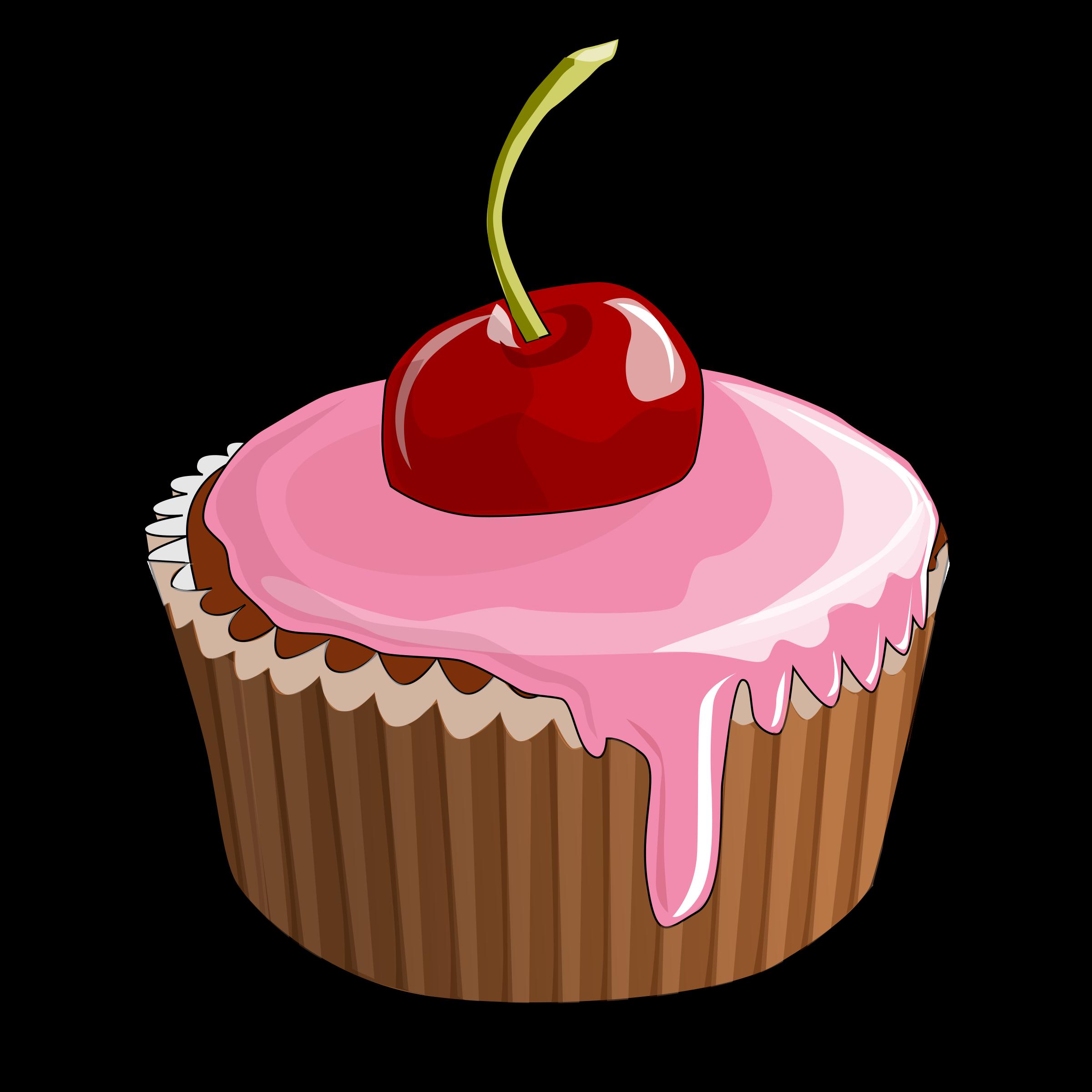 Cupcake Vector Art