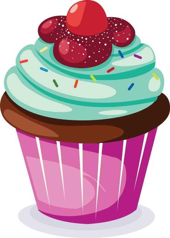 Cupcake Vector Png