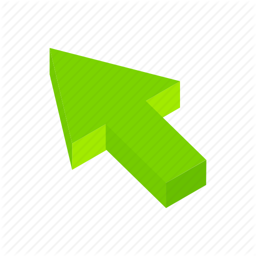 512x512 Arrow, Click, Computer, Cursor, Icon Vector, Isometric, Pointer Icon