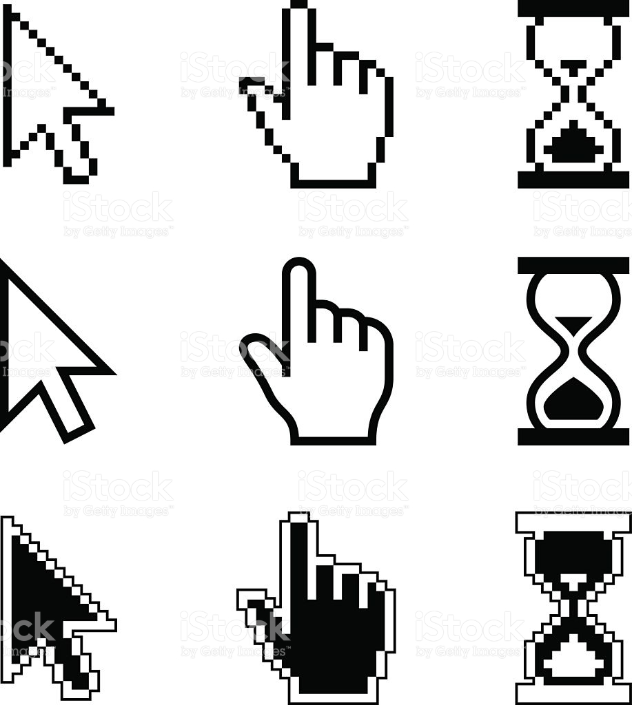 917x1024 Free Cursor Icon Vector 393644 Download Cursor Icon Vector