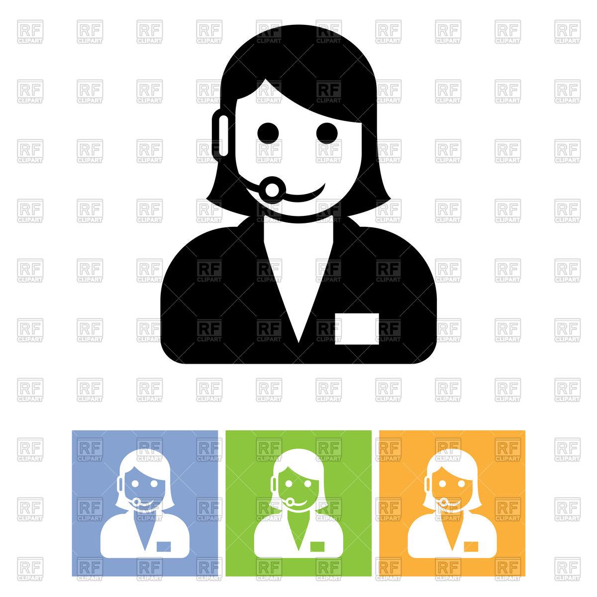 1200x1200 Customer Support Service Icon