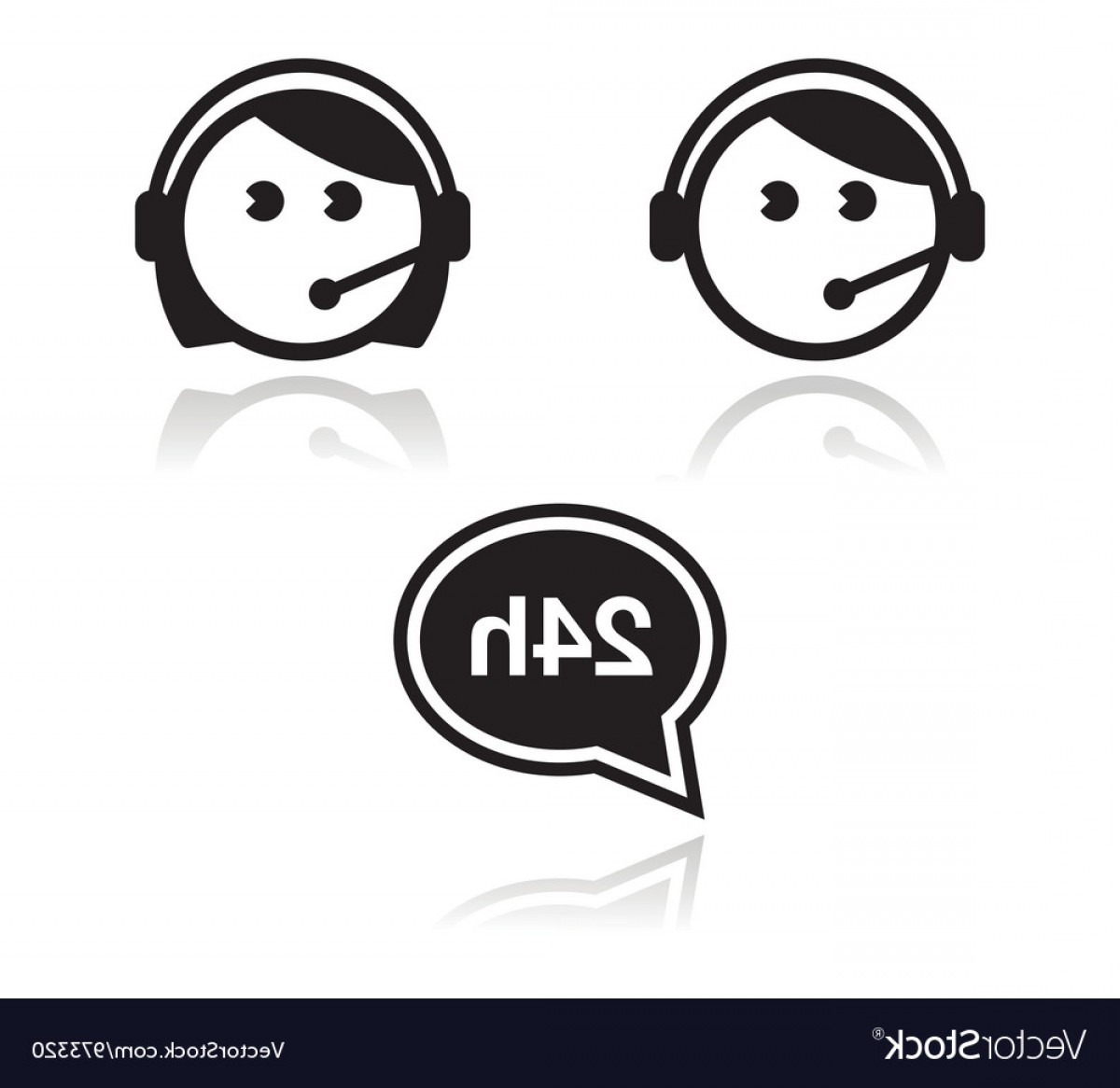 1200x1166 Customer Service Vector Icon Rongholland