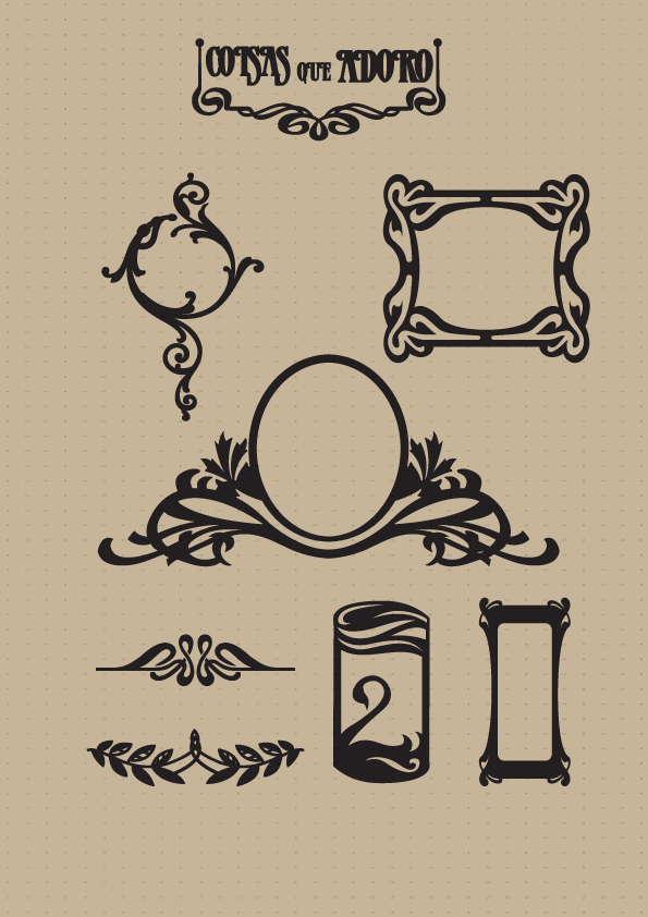 595x842 Vector Design For Laser Cut And Crafts On Behance