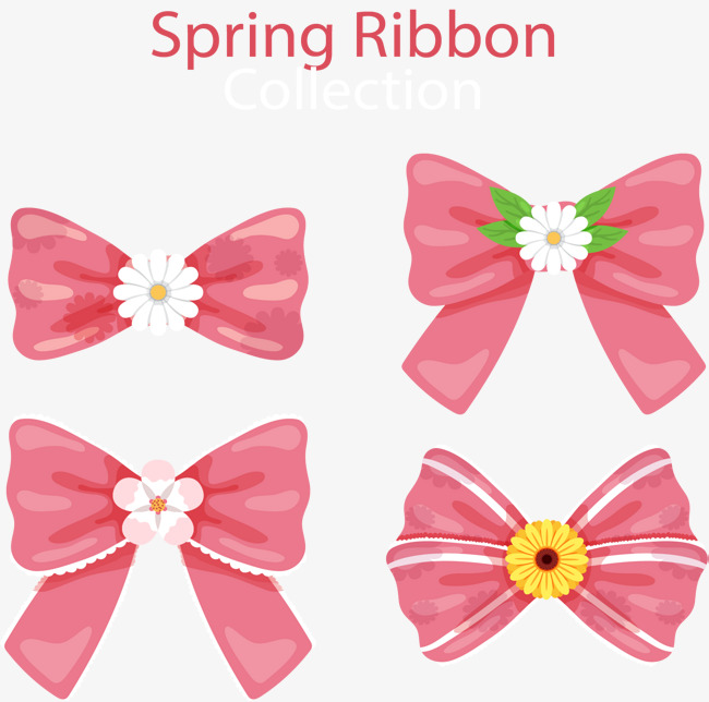 650x644 Pink Cute Bow, Bow Vector, Vector Material, Bow Tie Png And Vector