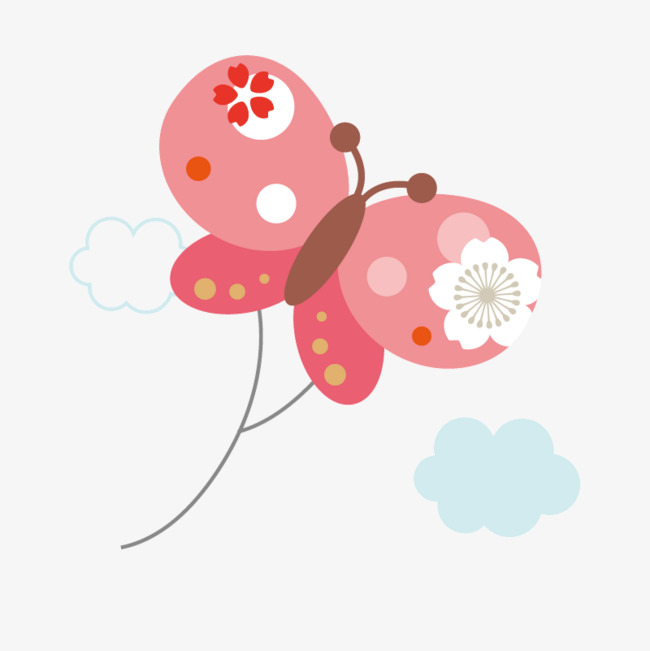 Cute Butterfly Vector at GetDrawings com | Free for personal use