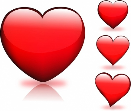 433x368 Heart Ai Free Vector Download (54,521 Free Vector) For Commercial