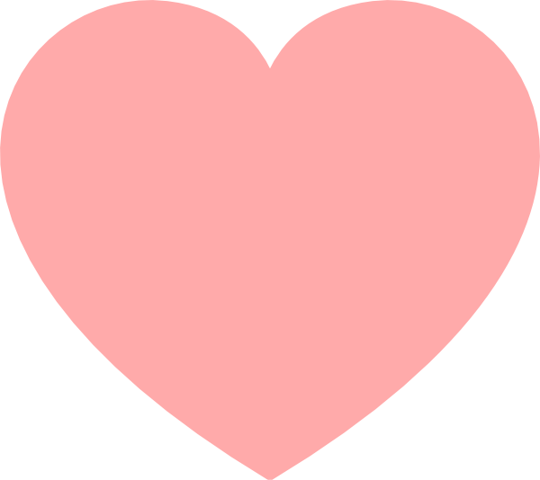 600x534 Cute Heart Clipart Free Clipart