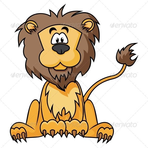 590x590 Cute Lion Lions, Software And Illustrations