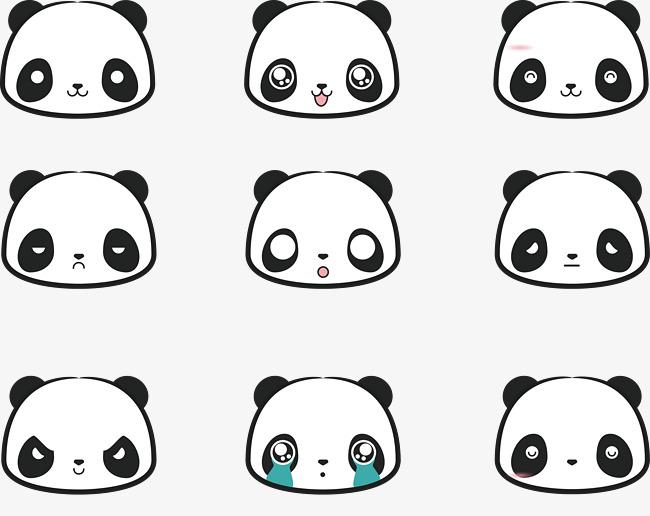 650x516 Panda Vector Daquan, Panda Vector, Panda, Cute Panda Png And