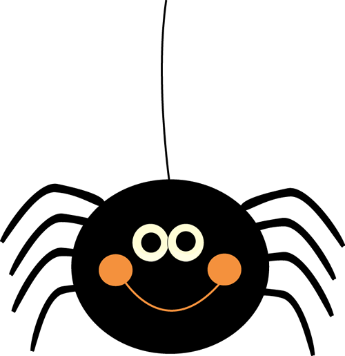 Cute Spider Vector
