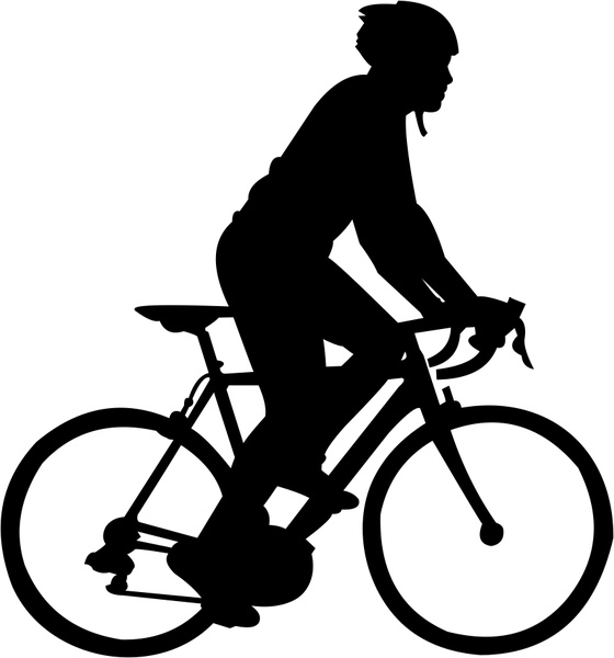 560x600 Cycle Free Vector In Coreldraw Cdr ( .cdr ) Vector Illustration