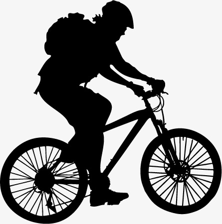 445x450 Cycling Men, Cycling Vector, Bicycle, The Man Png And Vector For