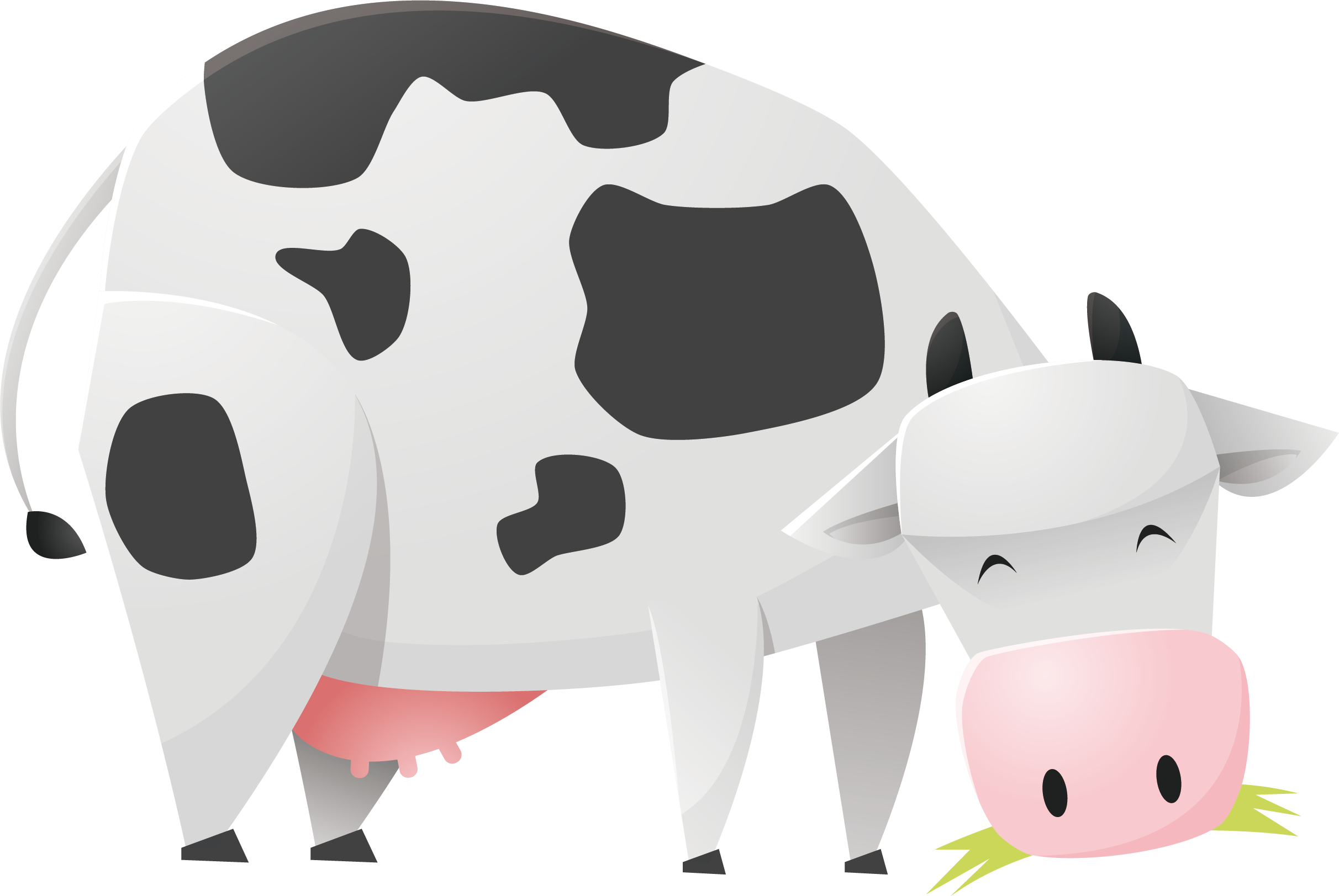 2424x1623 Dairy Cattle Euclidean Vector