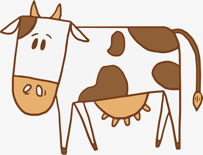 650x496 Farm Dairy Cow, Farm Vector, Cow Vector, Cow Clipart Png And