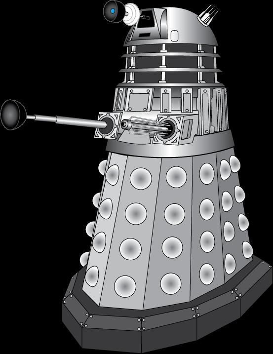 Dalek Vector