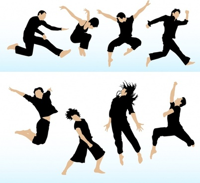 402x368 Dance Free Vector Download (596 Free Vector) For Commercial Use