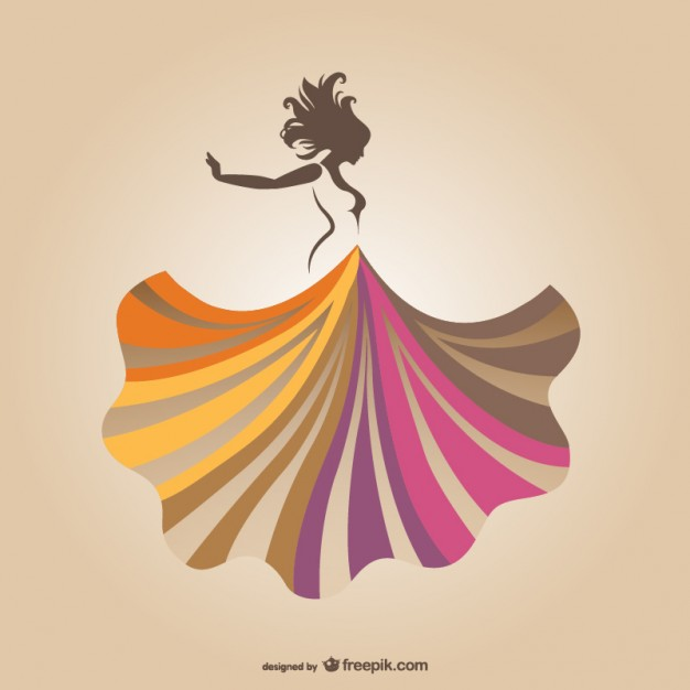 626x626 Dancing Girl Vectors, Photos And Psd Files Free Download