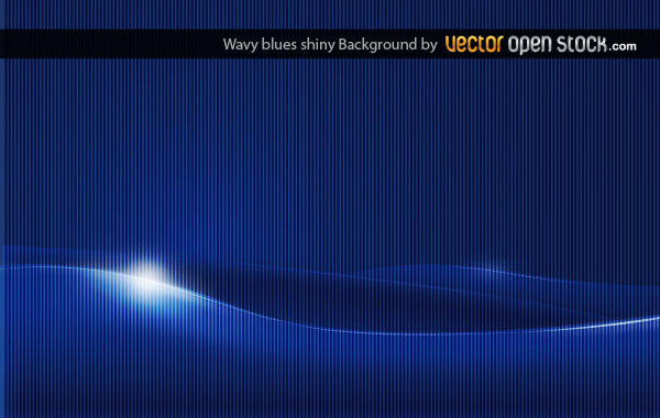 Dark Blue Background Vector