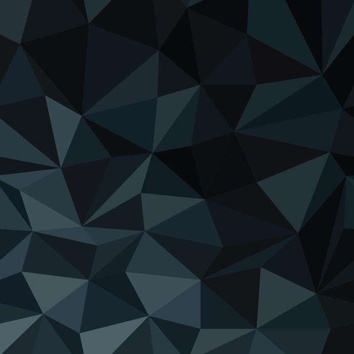 700x700 Dark Blue Abstract Diamond Pattern Background. Vector Illustrati