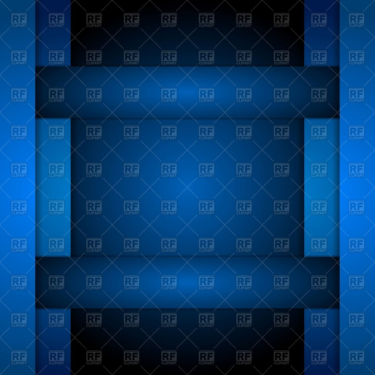1200x1200 Abstract Dark Blue Corporate Background Vector Image Vector