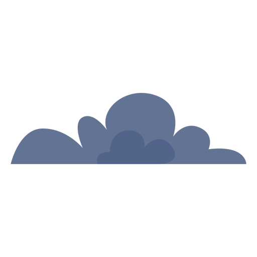 512x512 Dark Cloud Weather Icon