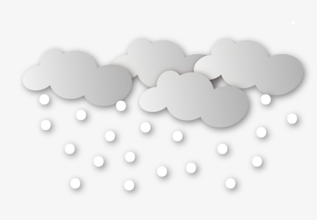650x450 Weather Clouds, Dark Clouds, Large Raindrops, Vector Png And