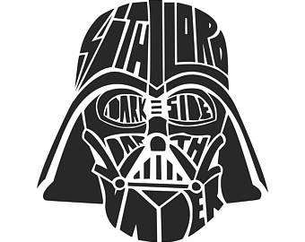 340x270 Star Wars Svg Star Wars Icon Svg Darth Vader Svg Icon Svg Svg Etsy