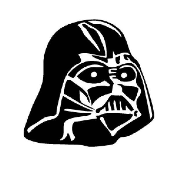 642x614 Darth Vader File Instant Download Eps Svg Psd Ai Pdf Etsy