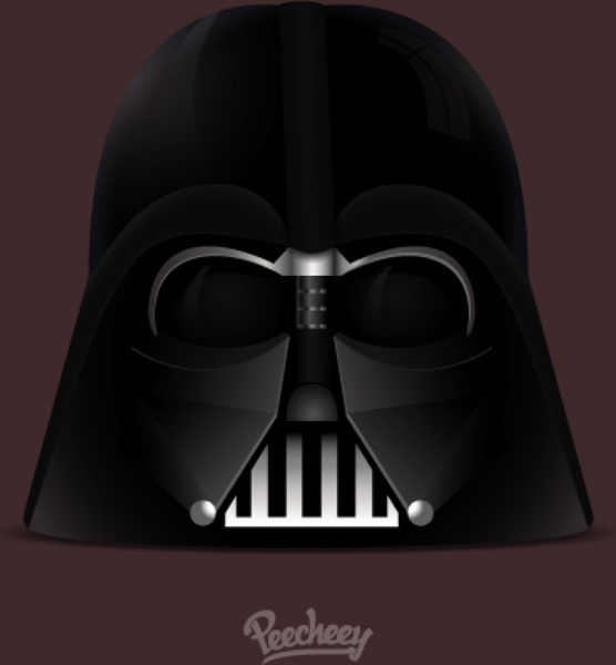 556x600 I Am Your Father Darth Vader Icon Free Vector In Adobe Illustrator