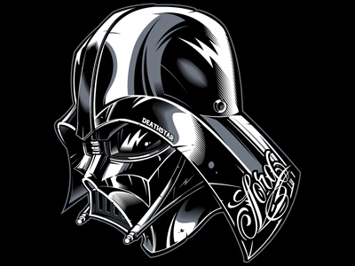 400x300 Vader By Jared Mirabile