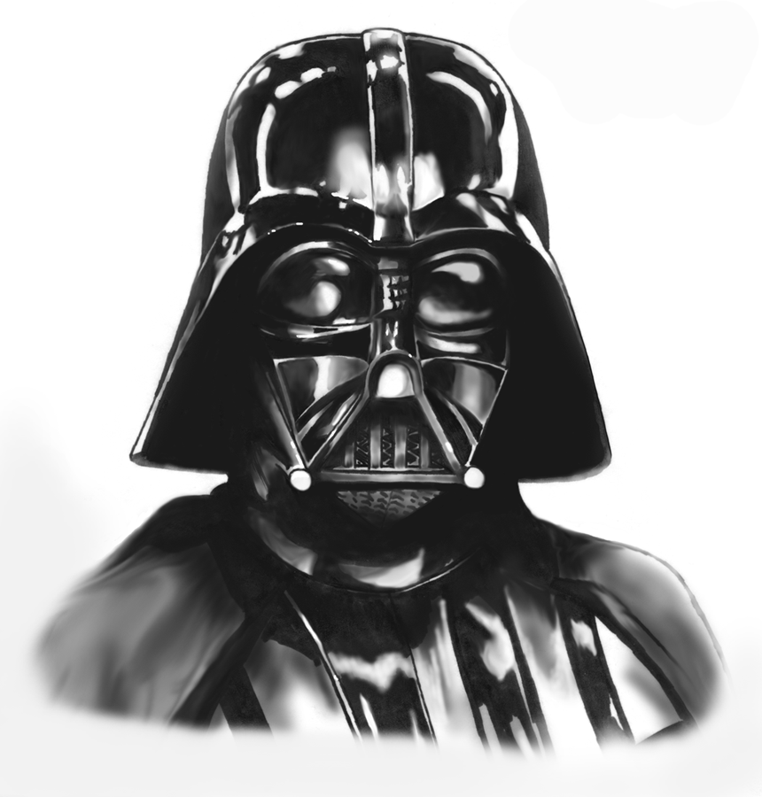 860x900 Darth Vader Clipart Vector 25