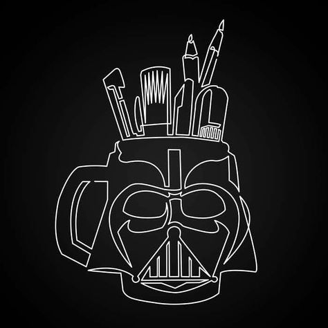 474x474 Darth Vader Consumista . . . .