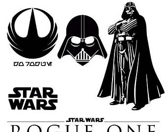 340x270 Darth Vader Clip Art Black And White Clipart Collection