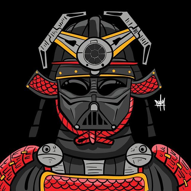 640x640 Peabe... Like Peanut Butter. On Twitter Rando Sketch Of Samurai
