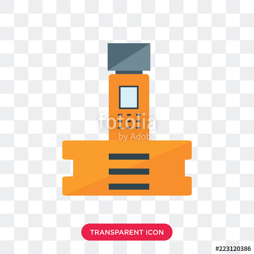 500x500 Dashboard Vector Icon Isolated On Transparent Background