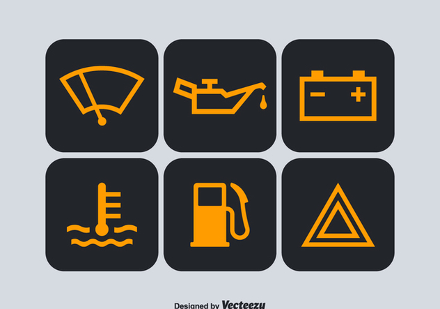 632x443 Du Vecteur Gratuit Free Car Dashboard Vector
