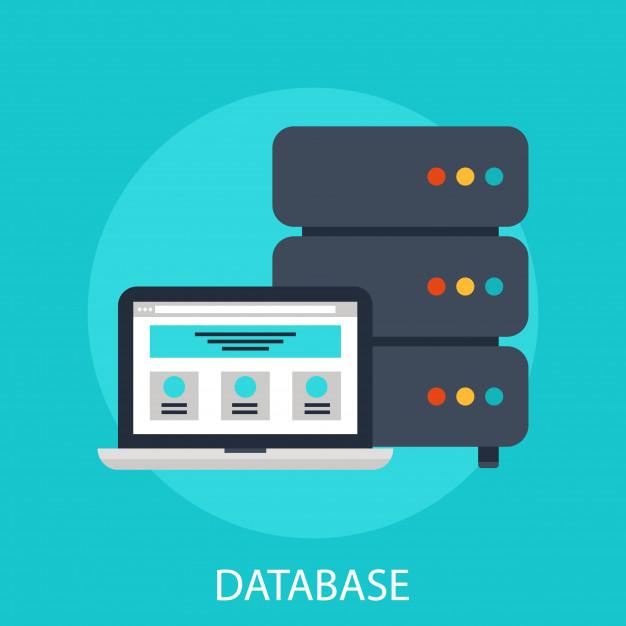 626x626 Database Vector Premium Download