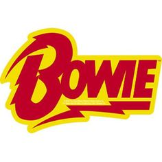 David Bowie Lightning Bolt Vector