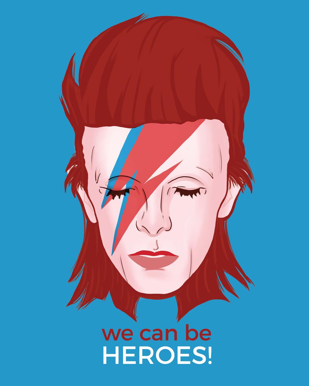 1000x1247 David Bowie Tribute Shannon Hansen