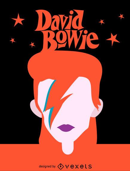 435x570 David Bowie Tribute