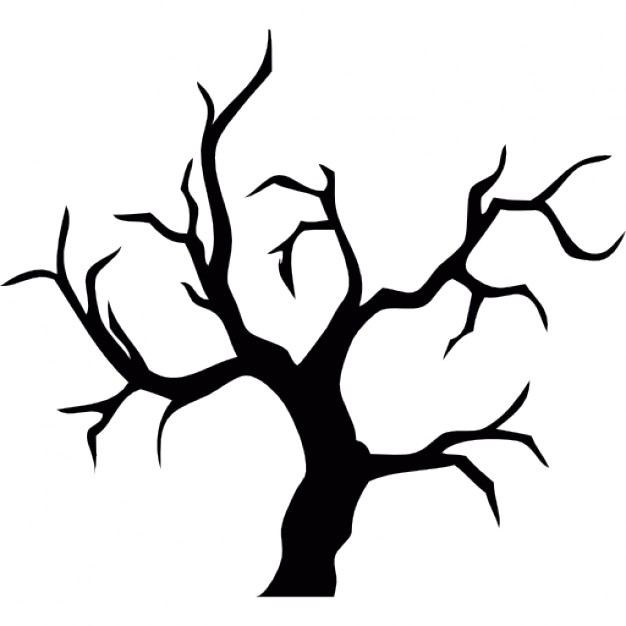 626x626 Halloween Dead Tree Icons Free Download