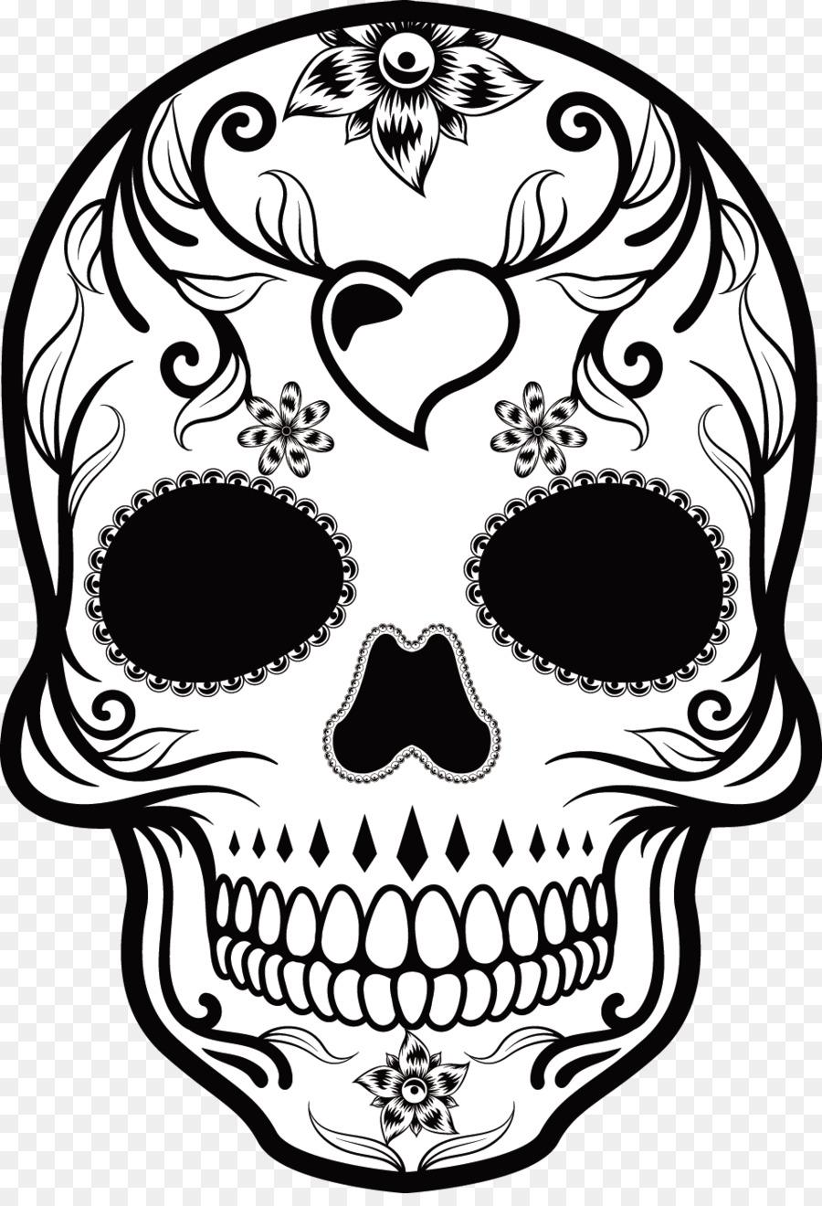 900x1320 Calavera Mexican Cuisine Skull Day Of The Dead