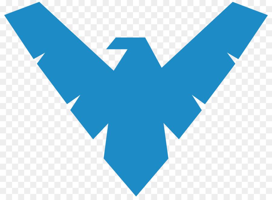900x660 Nightwing Robin T Shirt Batman Logo