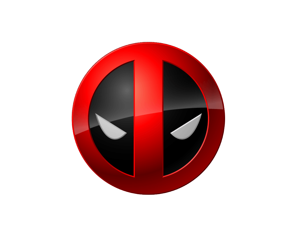 Deadpool Logo Vector At Getdrawings Com Free For Personal Use