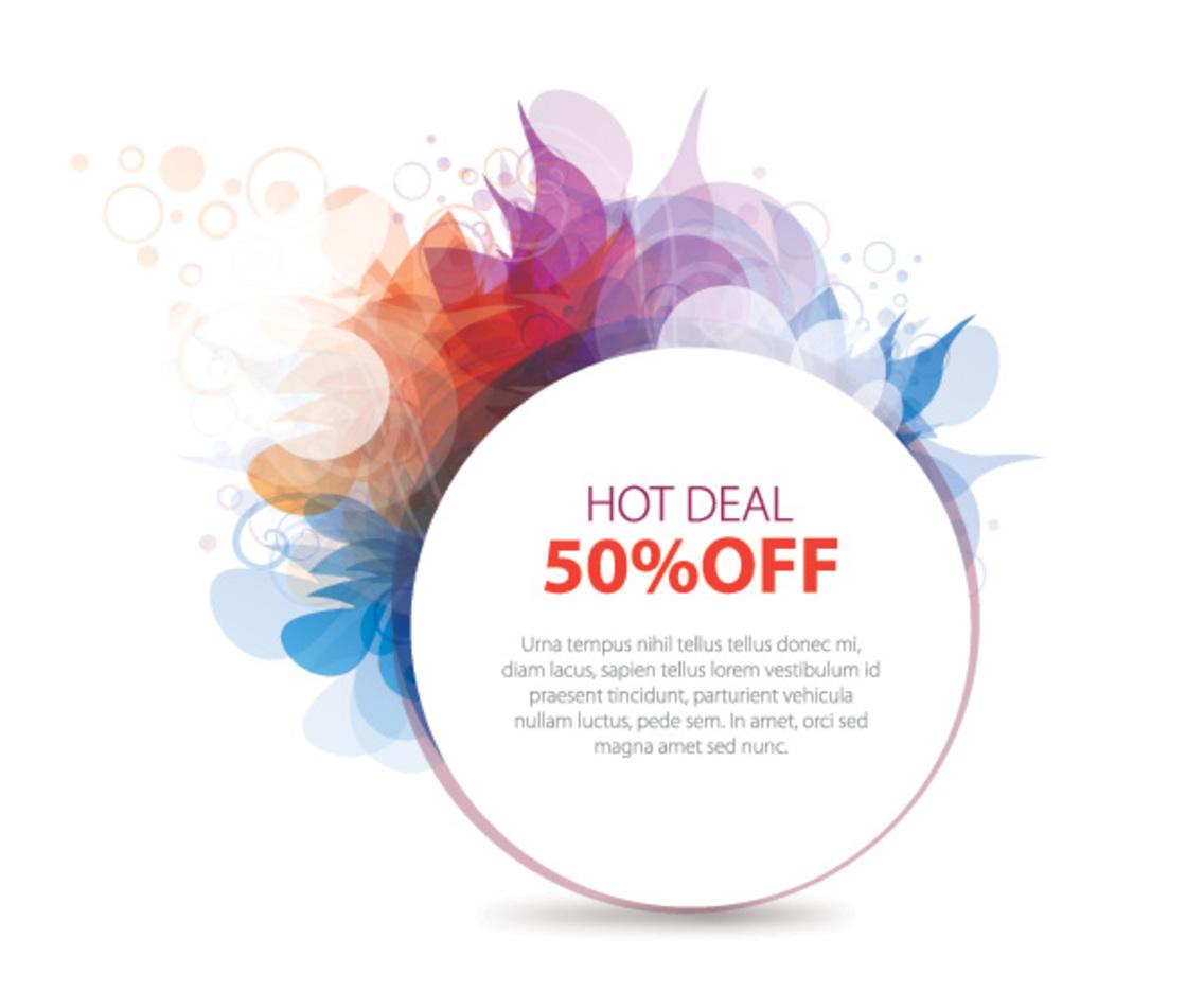 1136x936 Hot Deal Vector Art Amp Graphics
