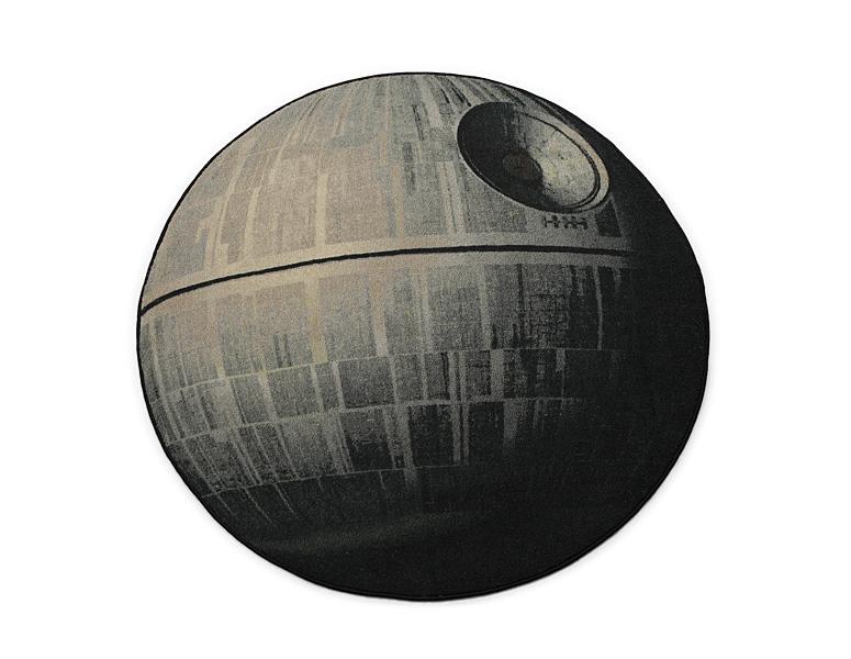 775x600 Death Star Rug